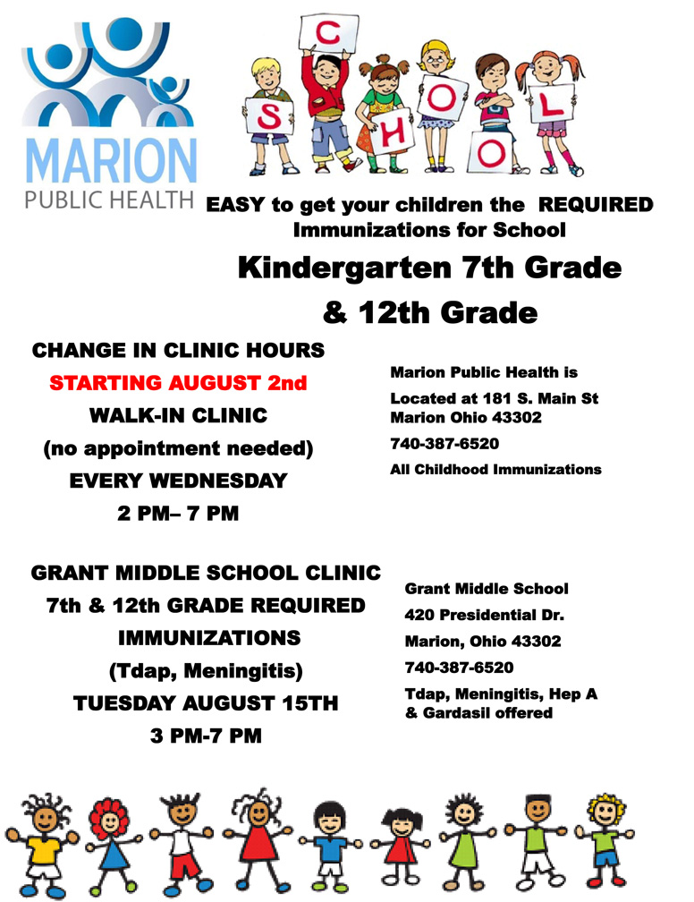 Easy Ways To Get Required Immunizations For Students